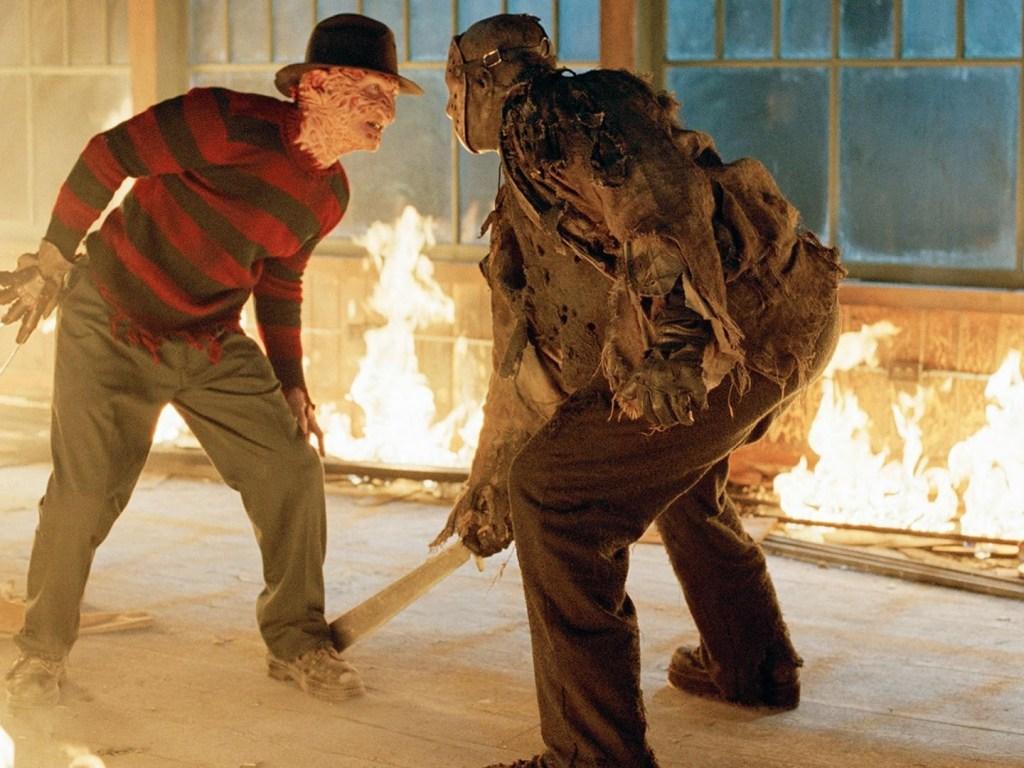 Freddy e Jason si affrontano