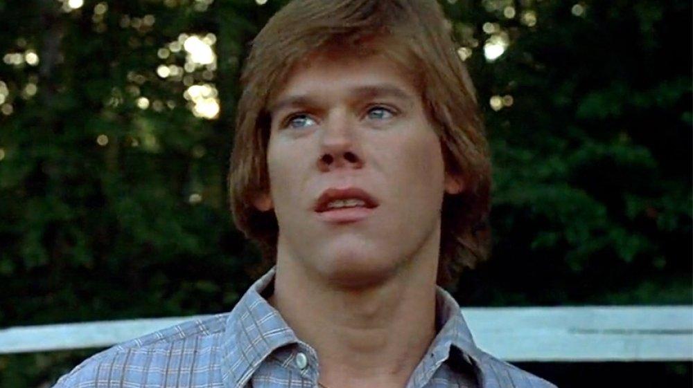Kevin Bacon e la sua bella chioma